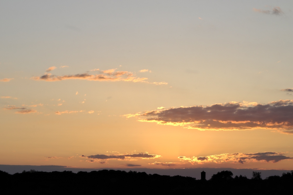 Sunset in Lünen - image 3