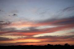 Sunset in Lünen - image 7