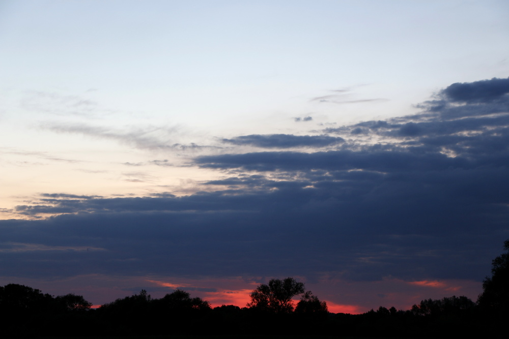 Sunset in Lünen on the 15.05.2019 - picture 9