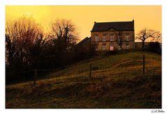 """Sunset in Maastricht"""