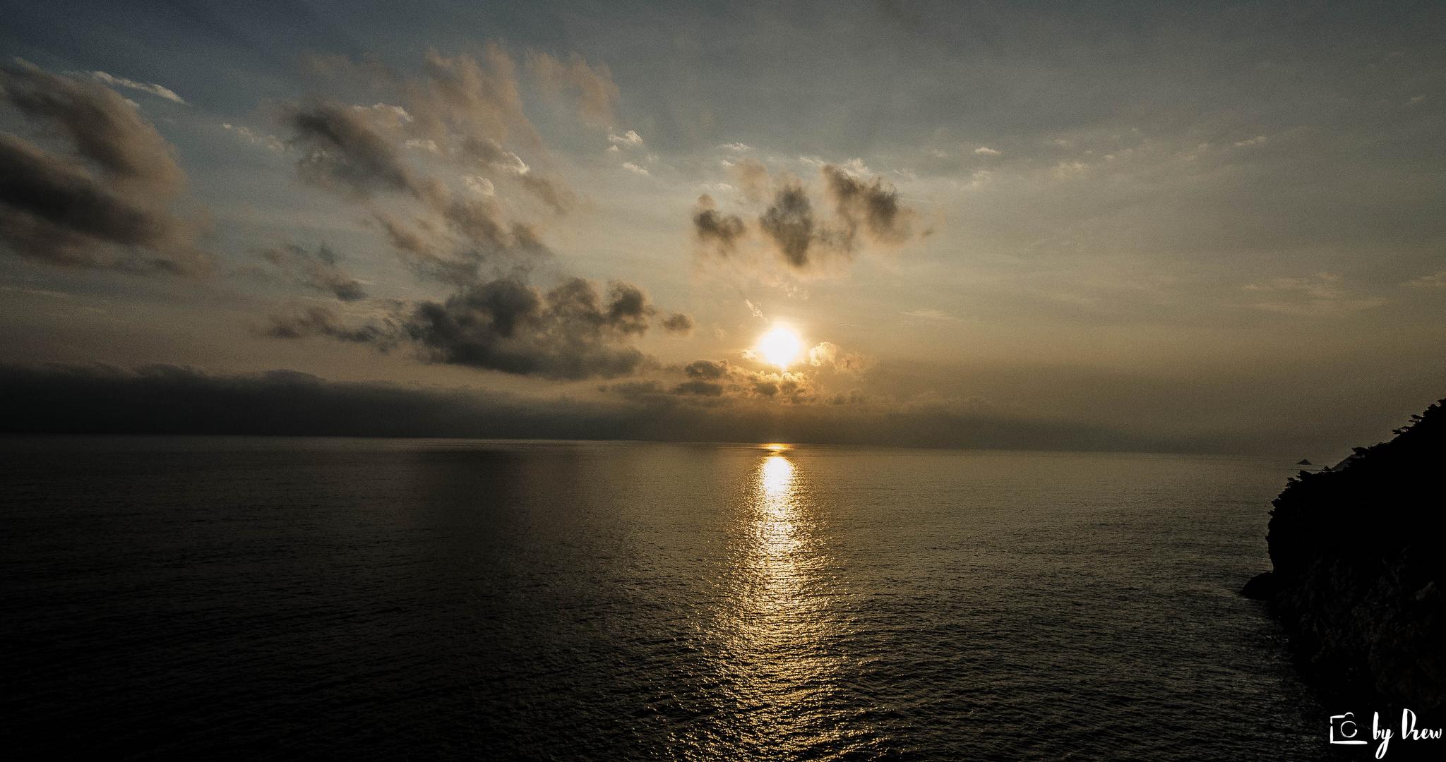 Sunset in Portovenere