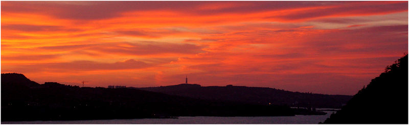 Sunset In Stavanger, Norway!