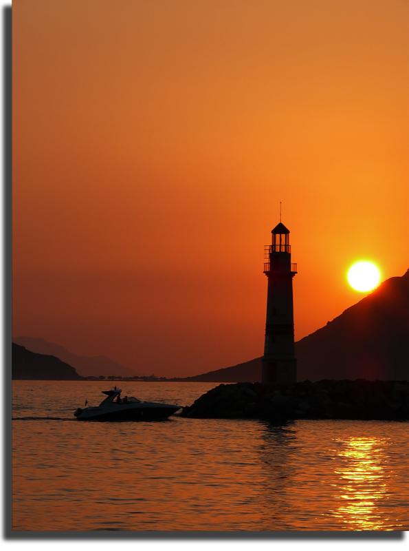 Sunset in Turgutreis 2