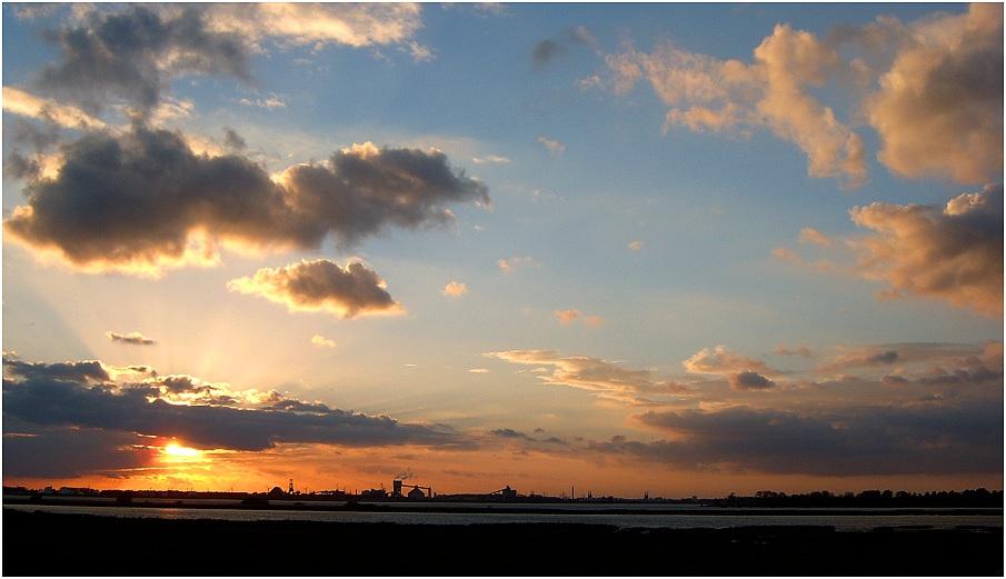 sunset industry