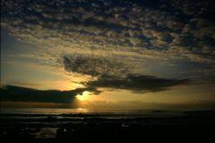 Sunset Iquique, Chile