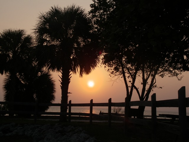 Sunset @ Key Biscayne