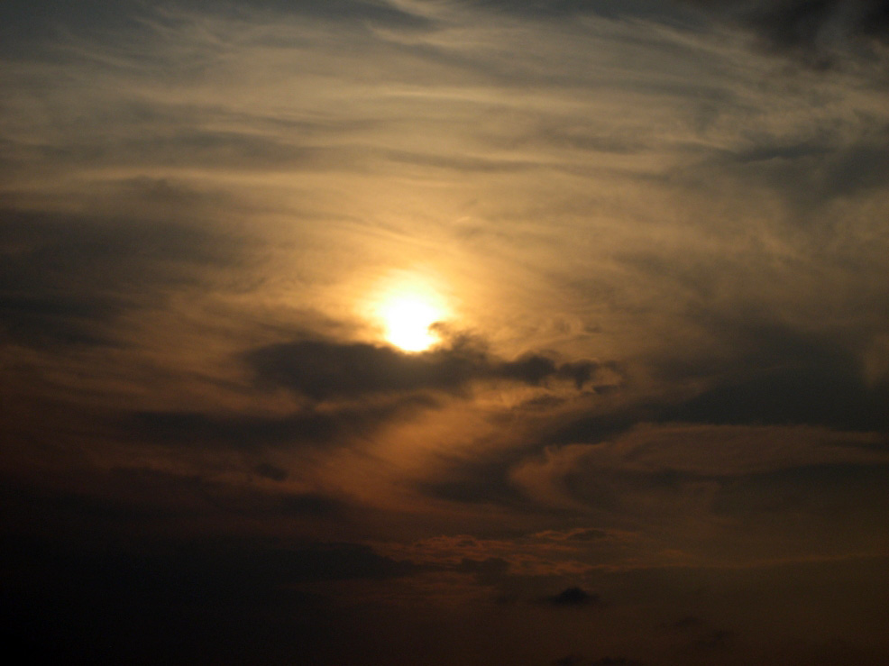 Sunset Koh Samed Island, Thailand