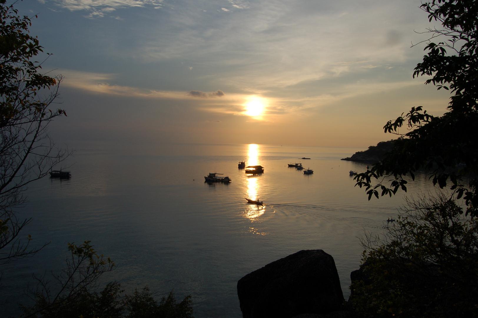 Sunset @ Koh Tao