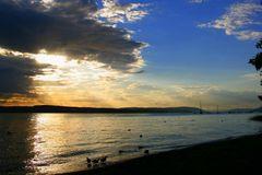Sunset @ Lake Constance