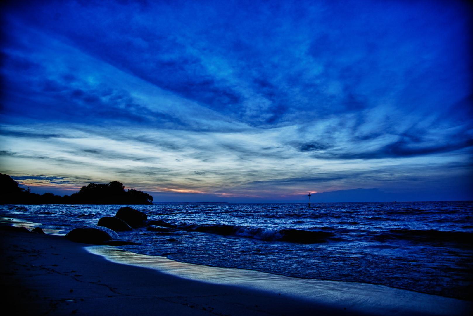 Sunset @ Lake Victoria