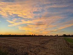 Sunset: Lichtmalereien mit Wolken