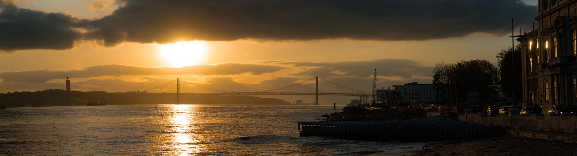 Sunset Lissabon