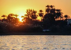 Sunset Luxor Egypt Ca-20-22-col +6Fotos