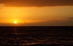 Sunset mit Pico del Teide