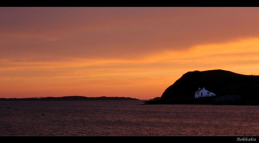 *Sunset ...neu bearbeitet*