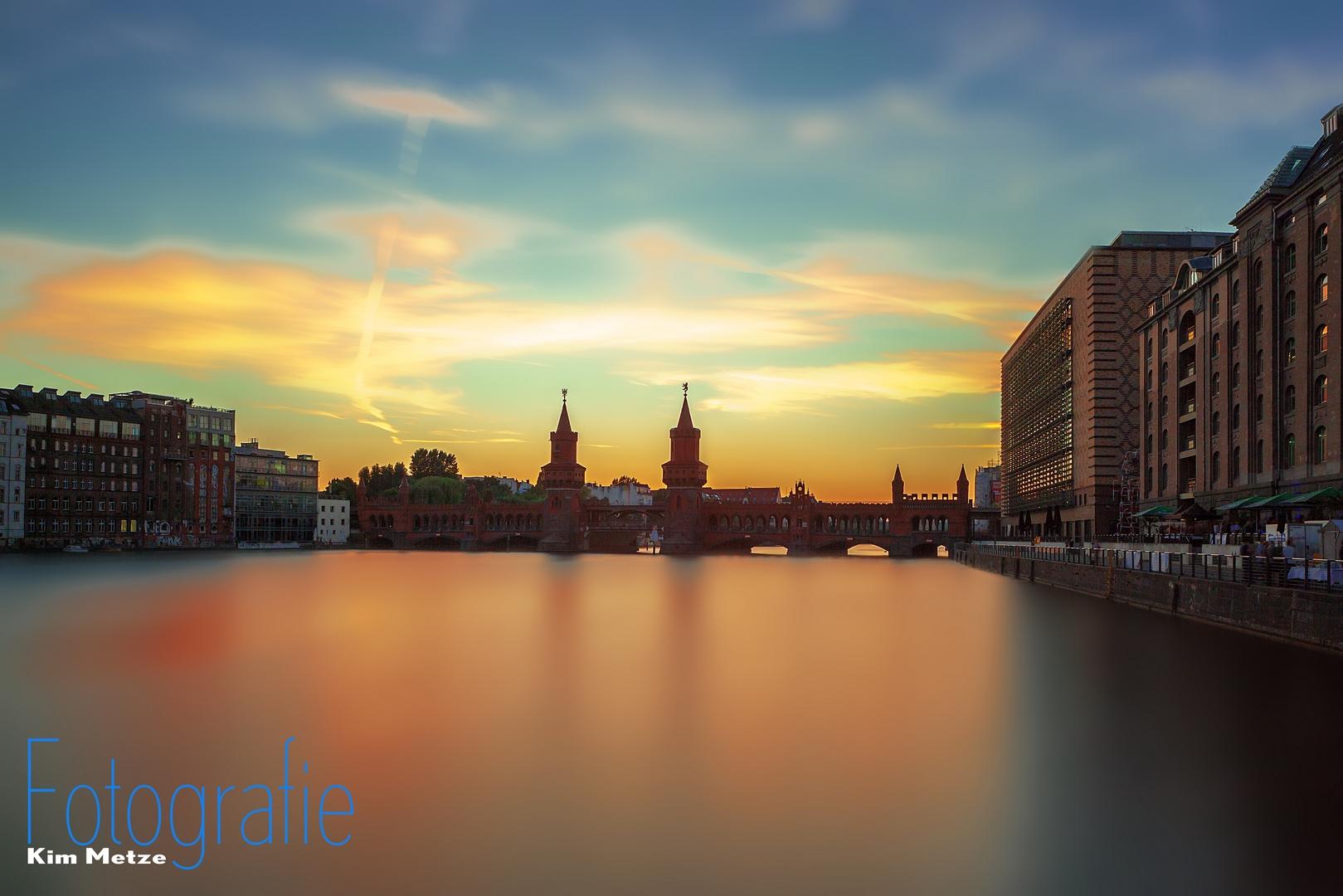 Sunset | Oberbaumbrücke | 2013