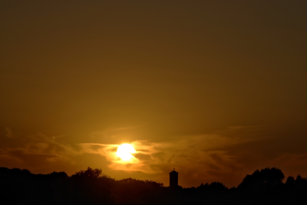 Sunset of the 28/06/2020 - image 1