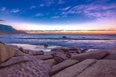 Sunset on Glen Beach