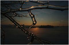 Sunset on Ice [3]