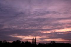 Sunset on the 20. Februray 2019 - Photo 2