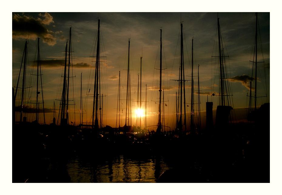 Sunset Part III...