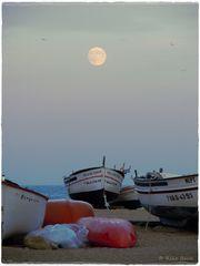 Sunset - Playa Tossa de Mar