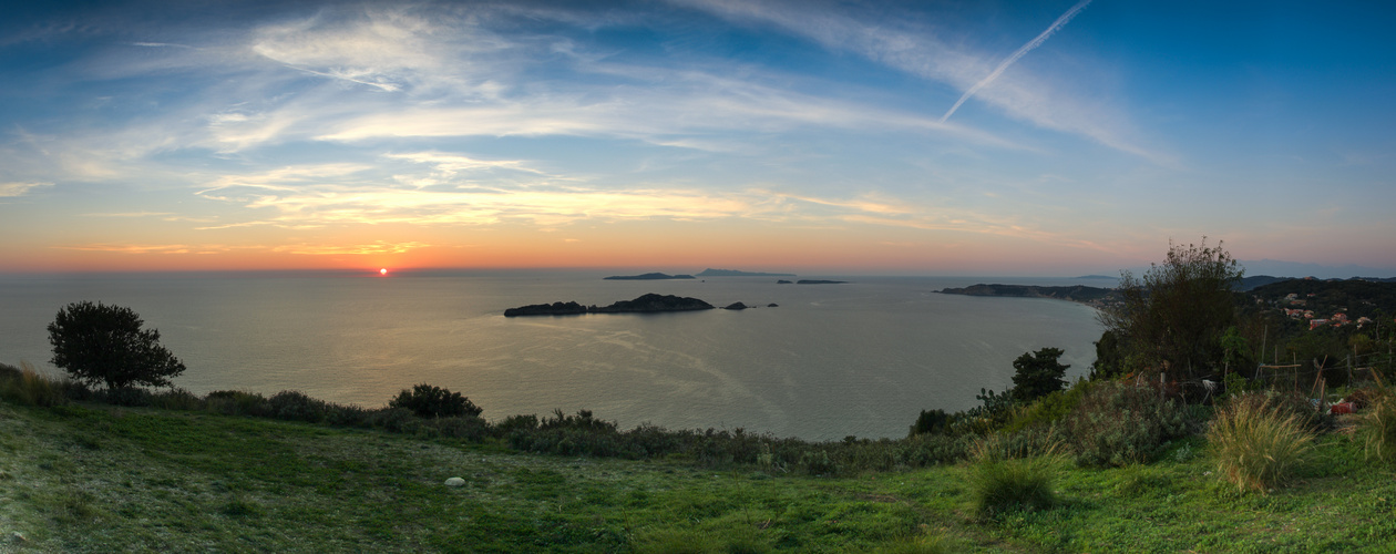 Sunset Point Afionas - Korfu