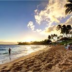 Sunset @ Poipu Beach