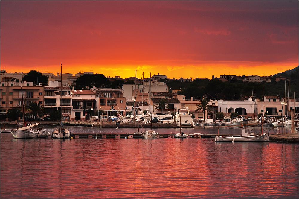 Sunset @ Porto Colom