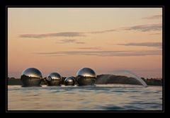 Sunset reflexions