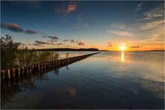 Sunset Rügen