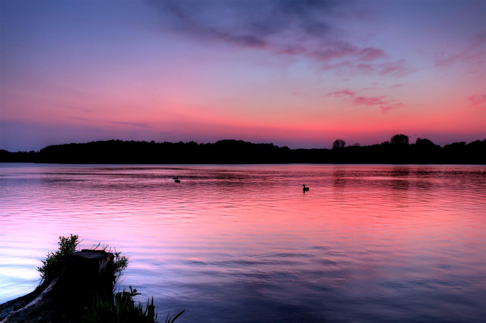 Sunset @ Ruhrgebiet