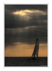 ..sunset sailor #2