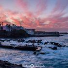 Sunset  San Telmo