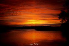 Sunset Schwerin