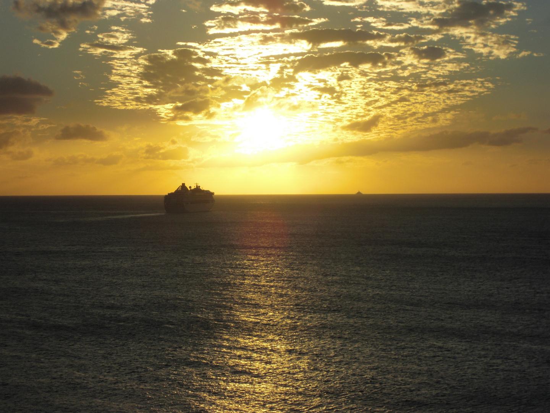 Sunset Shipping