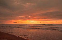 - Sunset Sylt -