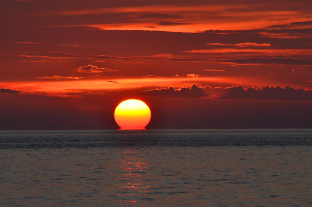 sunset tioman II
