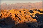 [ Sunset - Valle de la Luna - Atacama ]