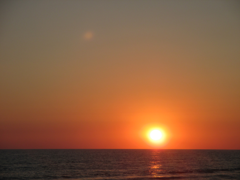 sunset VII