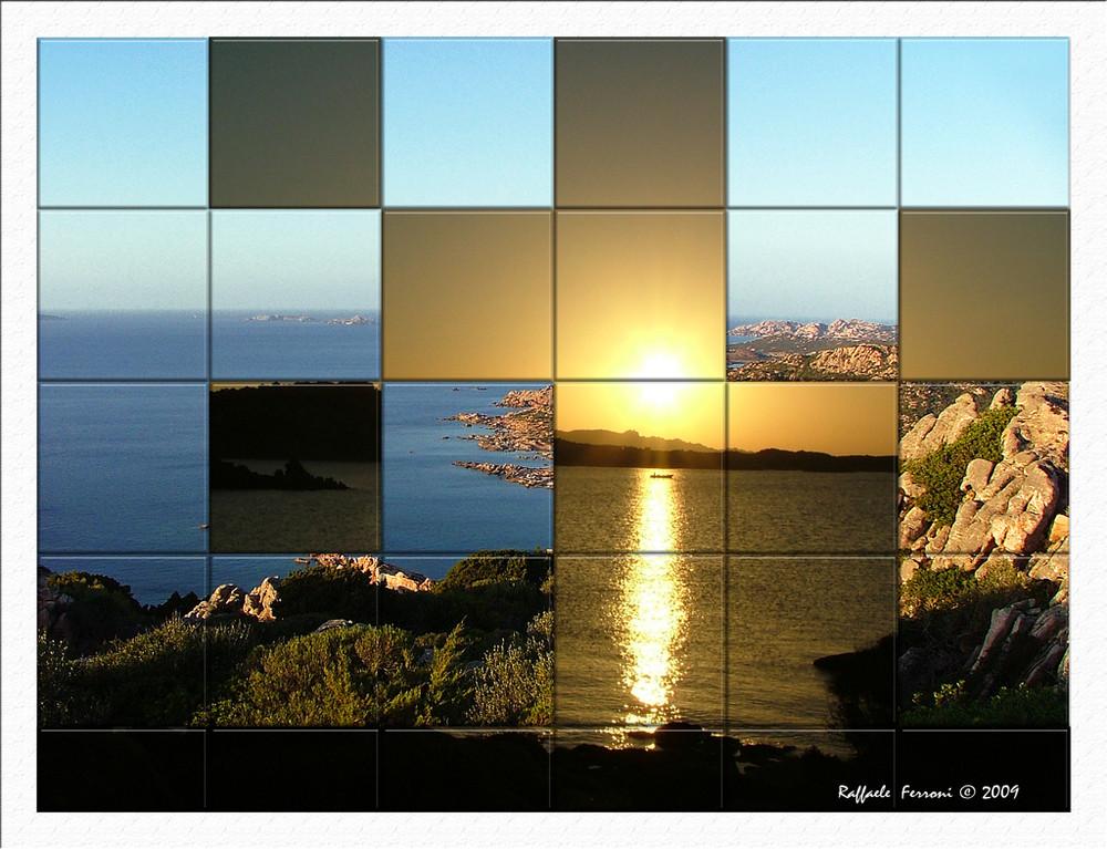 Sunset vs morning