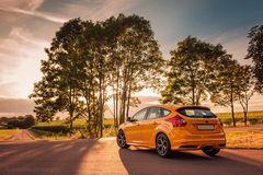 Sunset-Yellow
