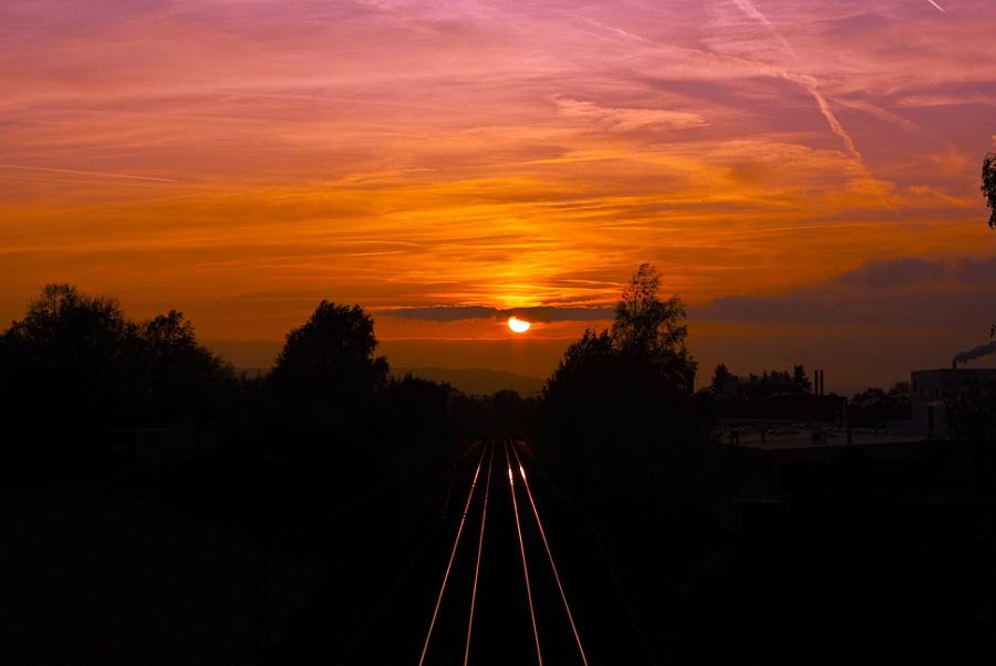 sunset....2
