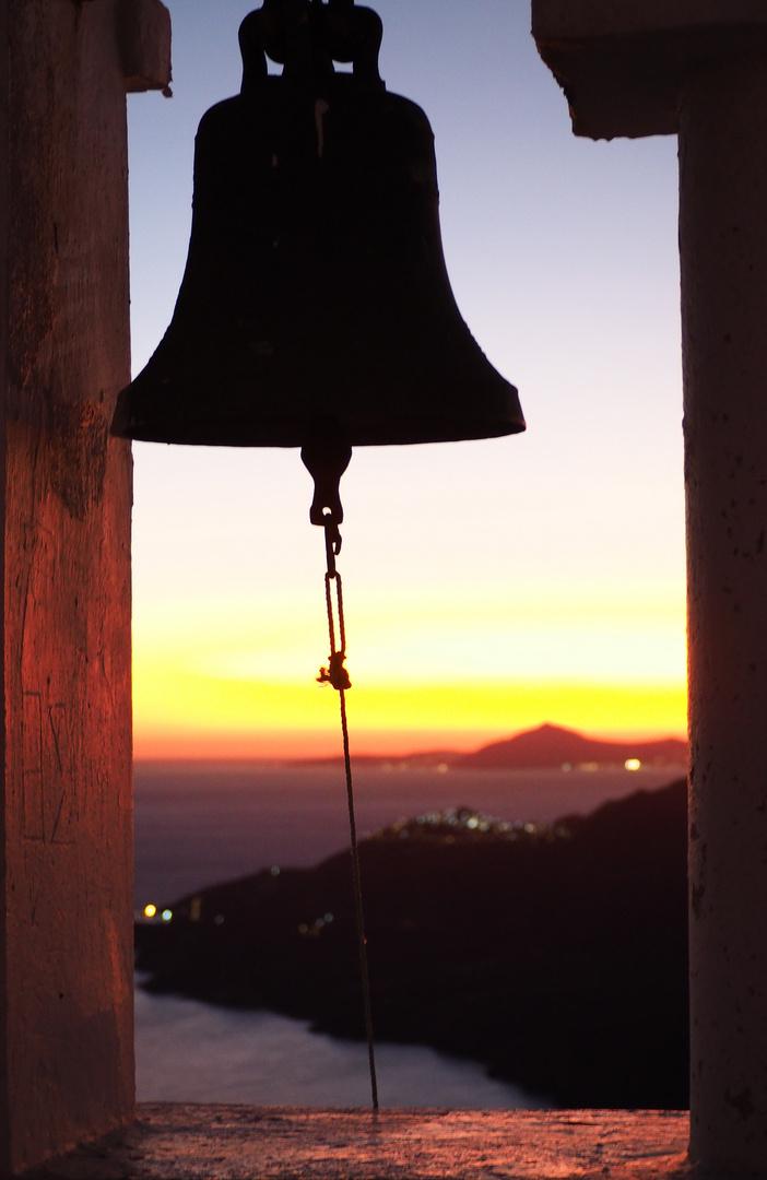 Sunset....bell.....