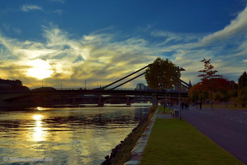 Sunset_Flößerbrücke