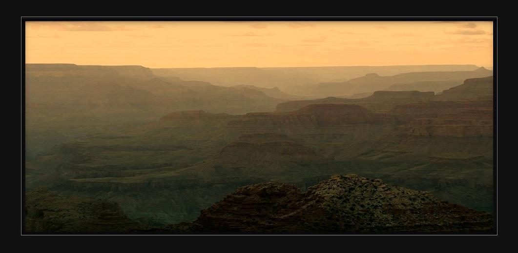 Sunset...Grand Canyon