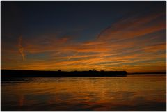 Sunset@Hohwacht No.II
