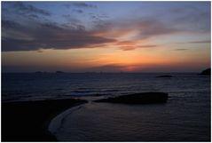 Sunset@Platges des Comte
