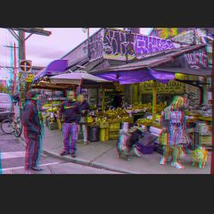 Sunwah Fruit Market 3-D