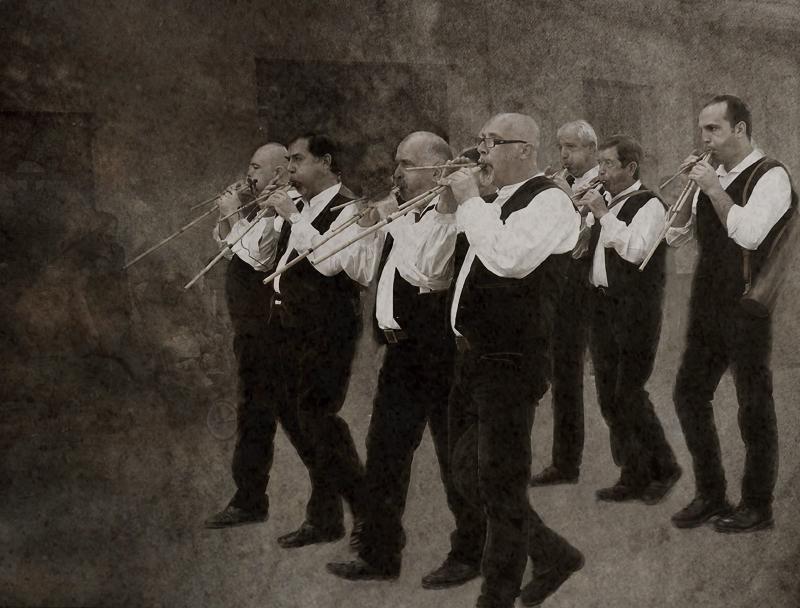 .....suonatori di launeddas.....